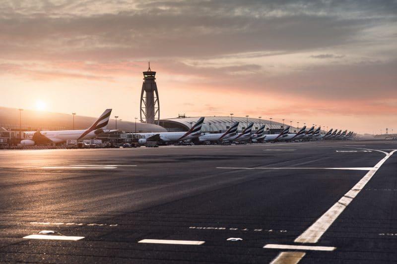 Dubai Airport/Flughafen