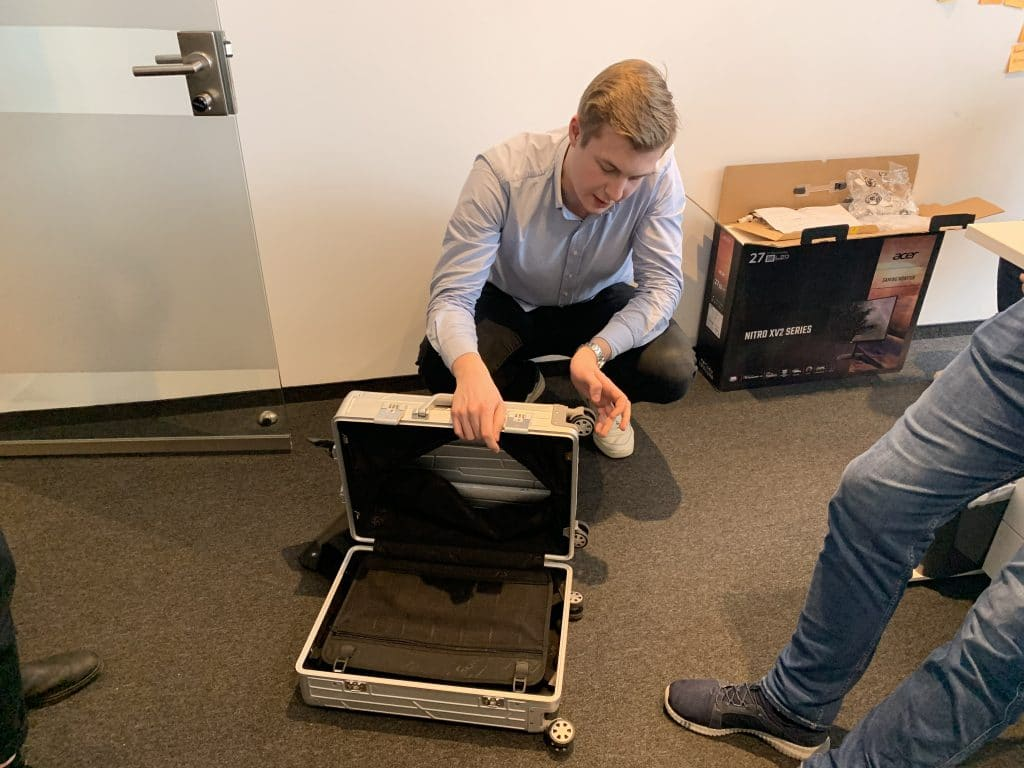 Gundel Koffer Test Reisetopia