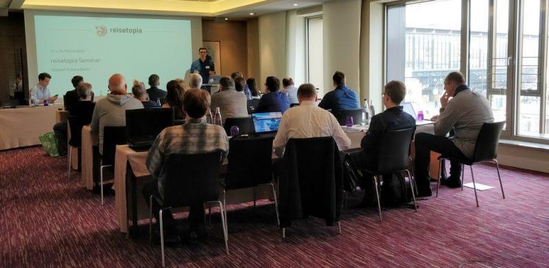 Reisetopia Seminar Berlin