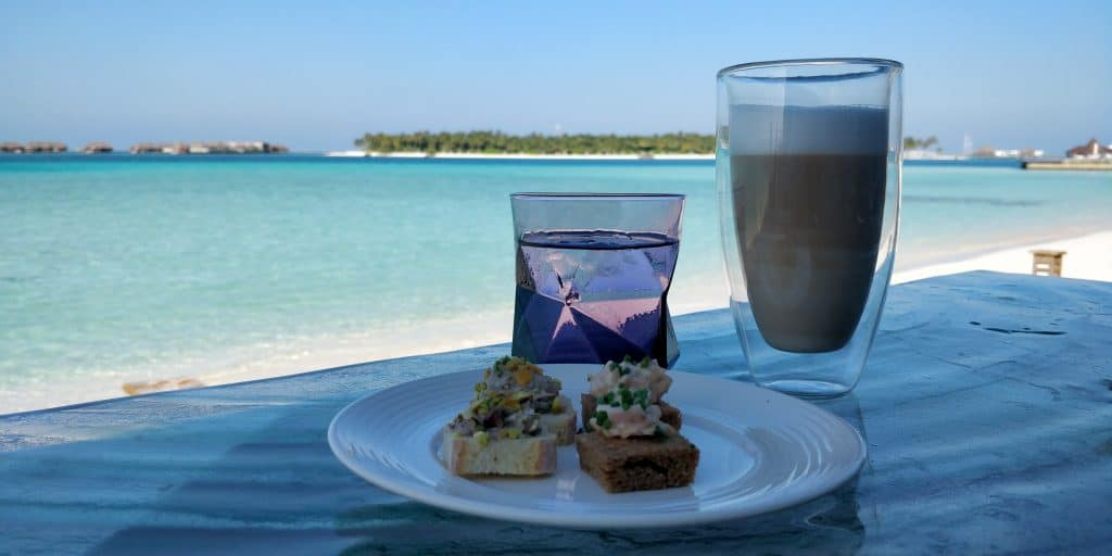 Conrad Maldives Rangali Island Happy Hour
