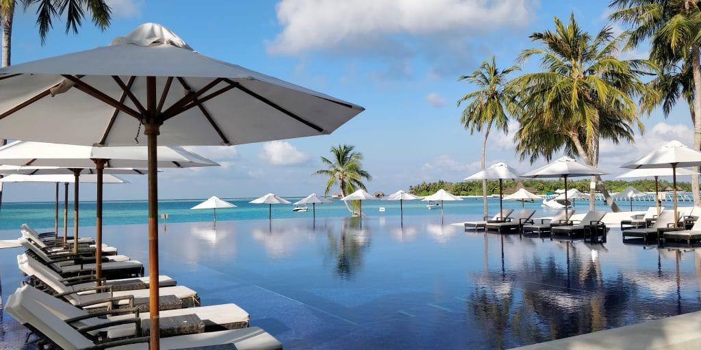 Conrad Maldives Rangali Island Pool 4