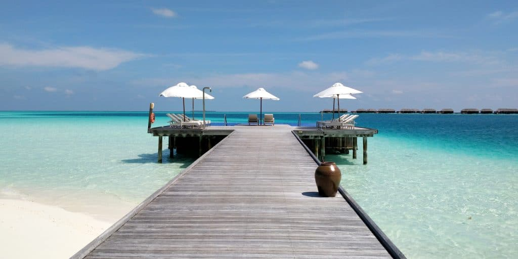 Conrad Maldives Rangali Island Pool Quite Zone 3