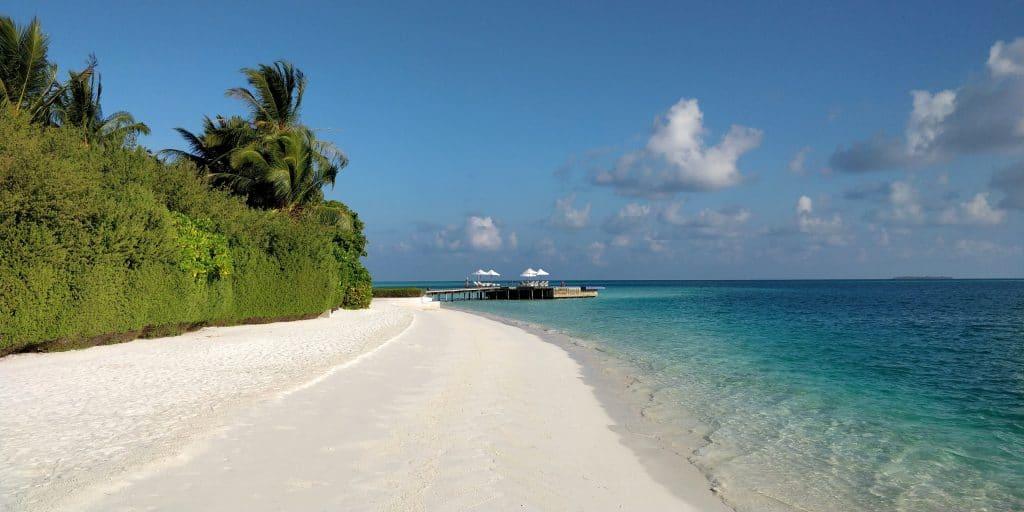 Conrad Maldives Rangali Island Quiet Zone Strand 5
