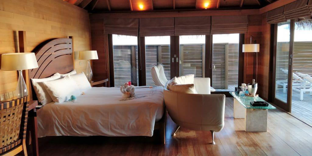 Conrad Maldives Rangali Island Schlafzimmer 7