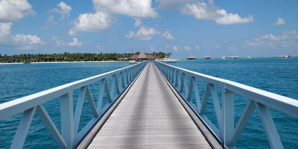 Conrad Maldives Rangali Island Steg 3