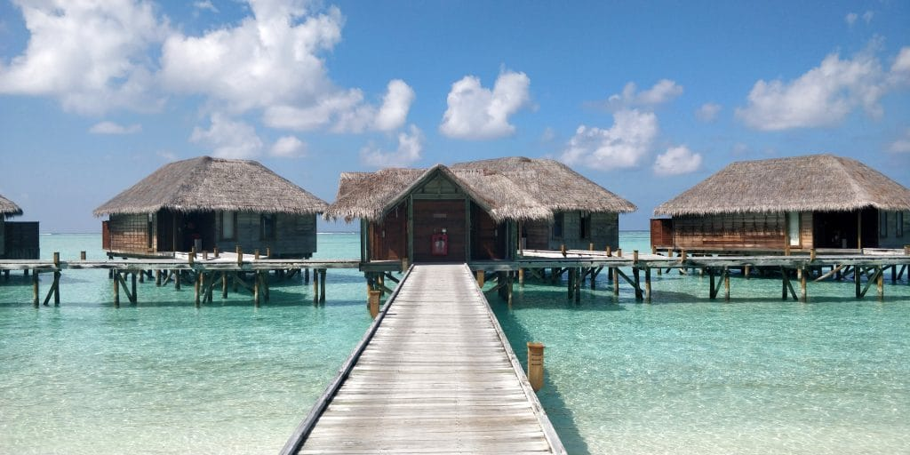 Conrad Maldives Rangali Island Villa Steg 4