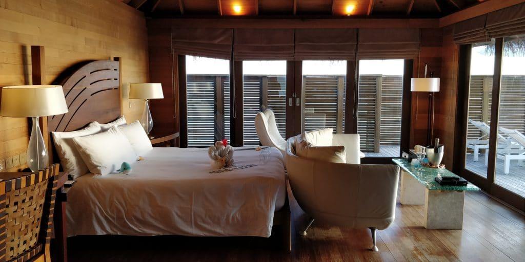 Conrad Maldives Villa