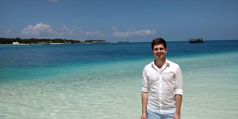 Conrad Malediven Moritz Strand