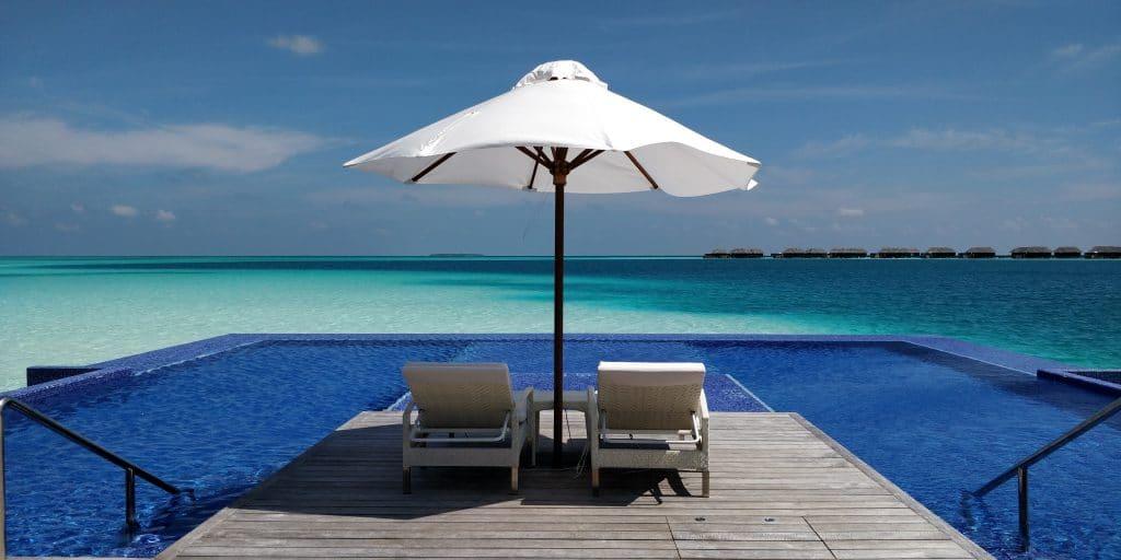 Conrad Malediven Quiet Pool