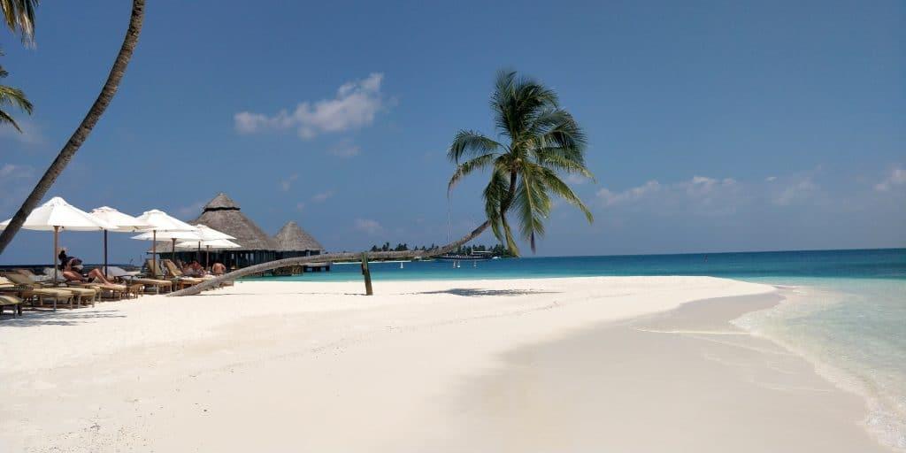 Conrad Malediven Strand