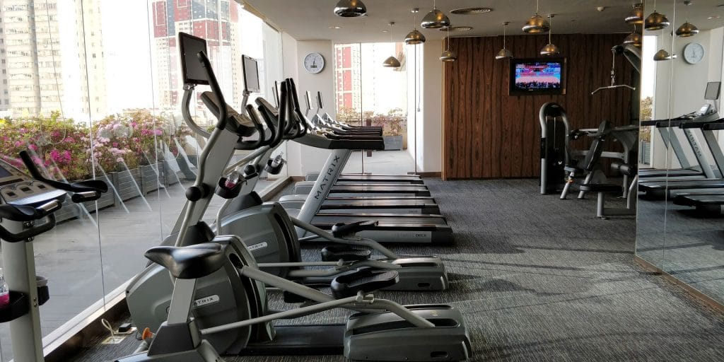 Crowne Plaza Kunming City Center Fitness