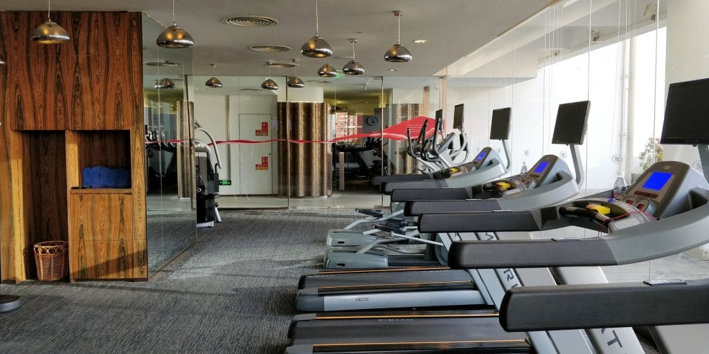 Crowne Plaza Kunming City Center Fitness 3