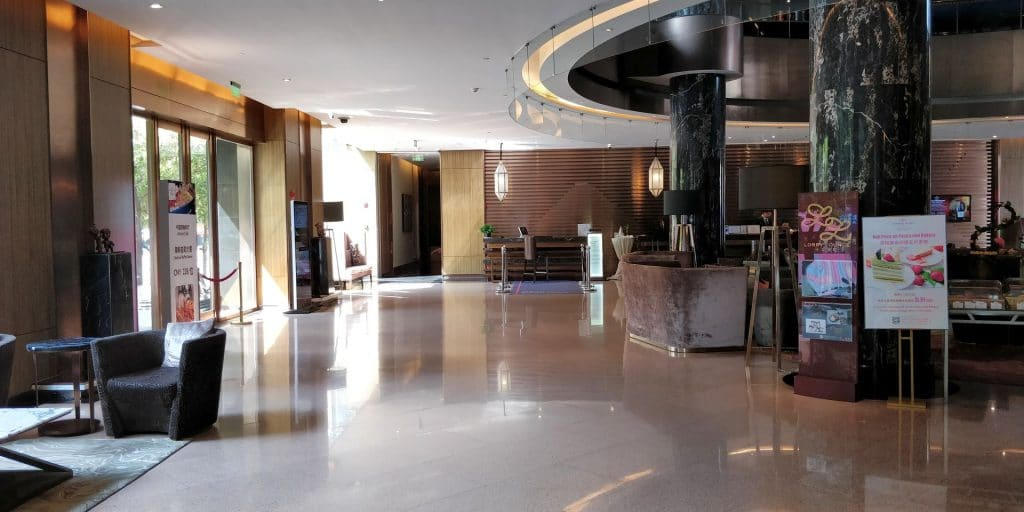 Crowne Plaza Kunming City Center Lobby