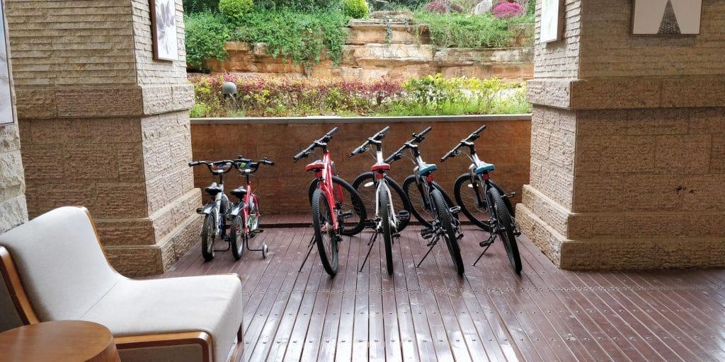 HUALUXE Kunming Fahrrad