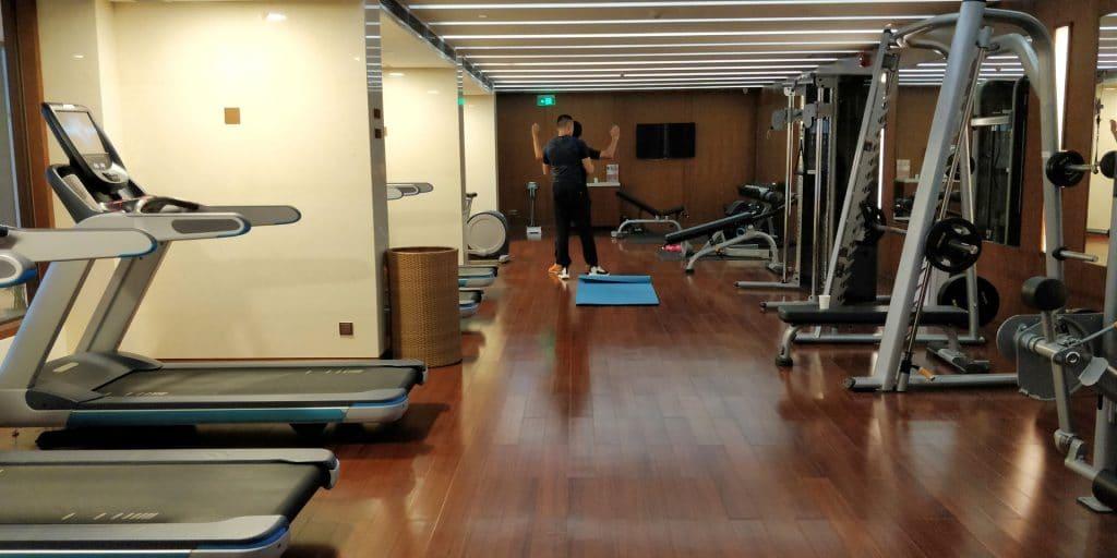 HUALUXE Kunming Fitness 2