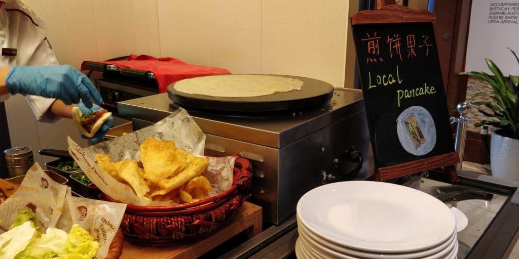 HUALUXE Kunming Frühstück 11