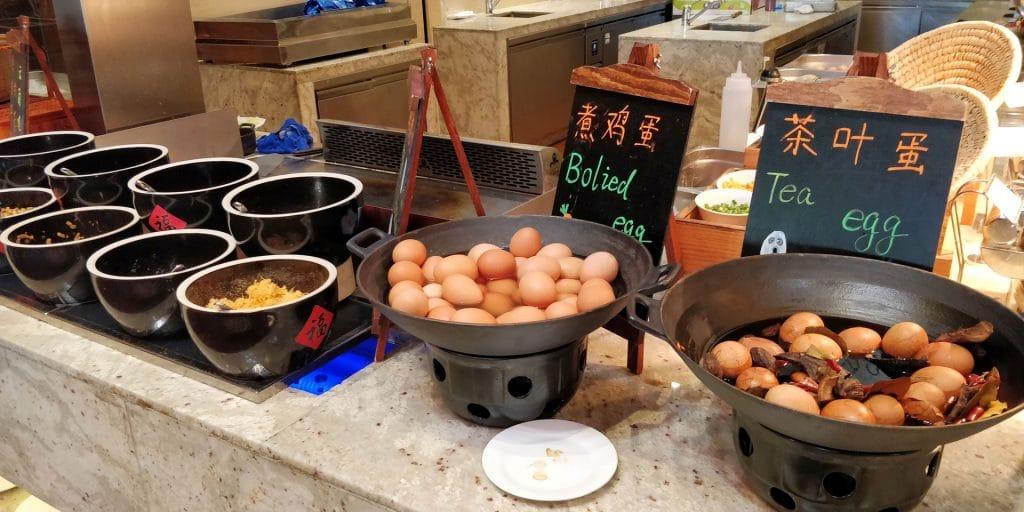 HUALUXE Kunming Frühstück 6