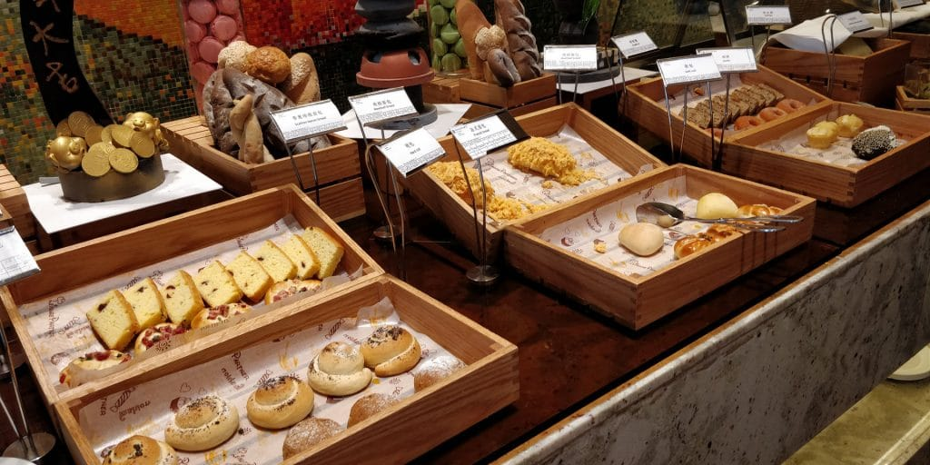 HUALUXE Kunming Frühstück 7