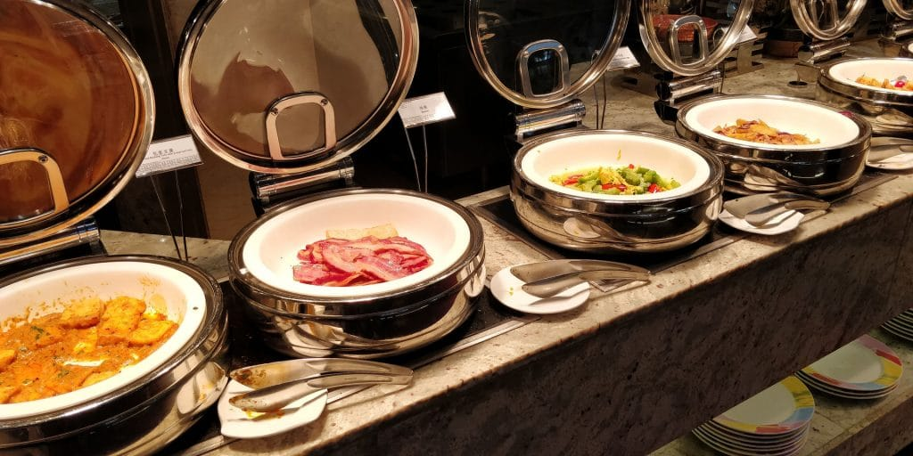 HUALUXE Kunming Frühstück 8