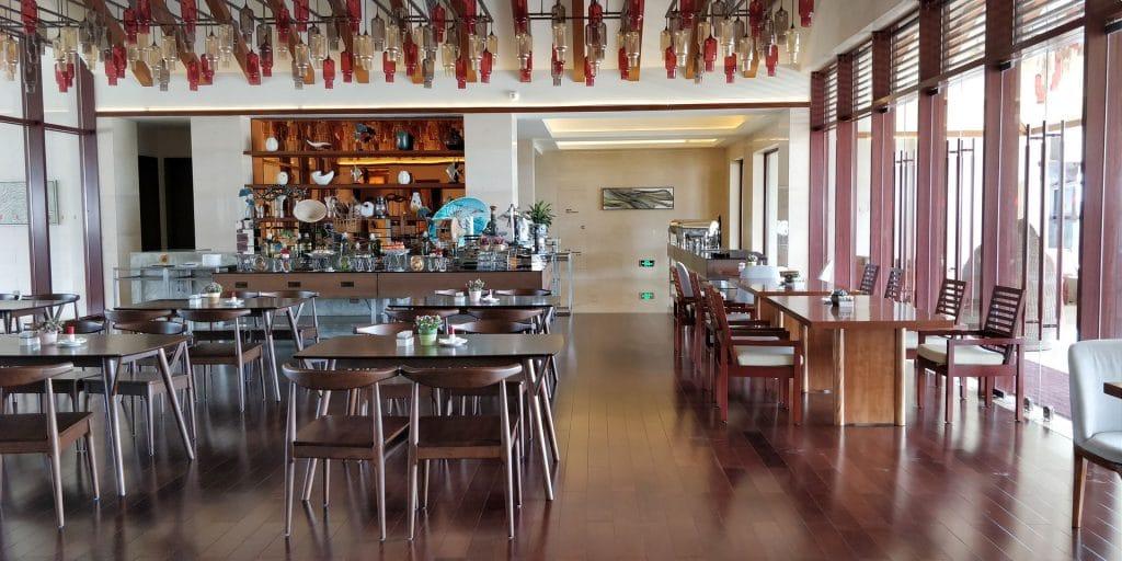HUALUXE Kunming Lounge