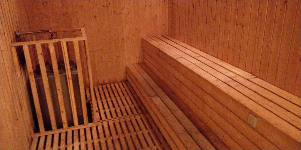 HUALUXE Kunming Sauna