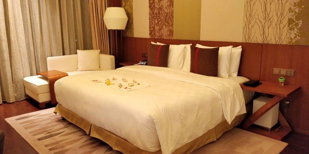 HUALUXE Kunming Suite Schlafzimmer 3