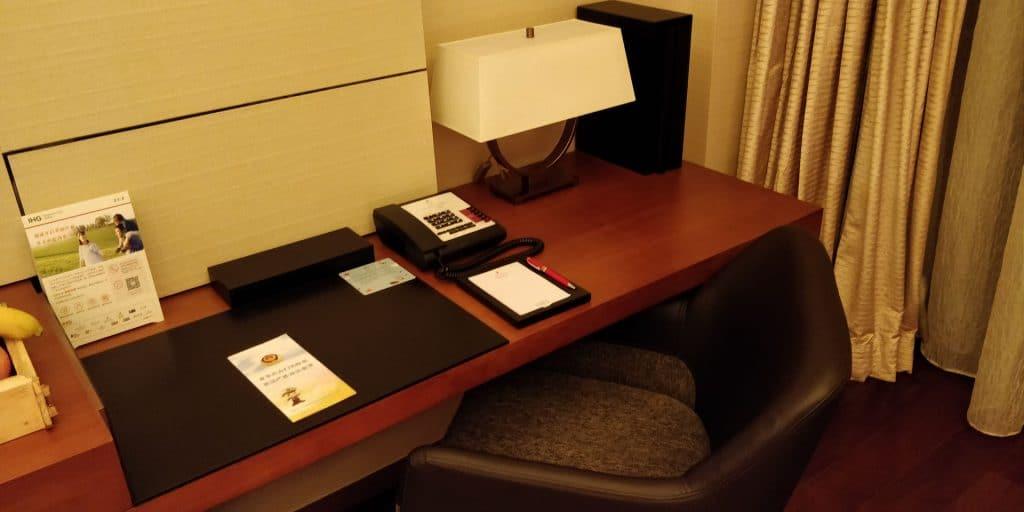 HUALUXE Kunming Suite Wohnzimmer 5