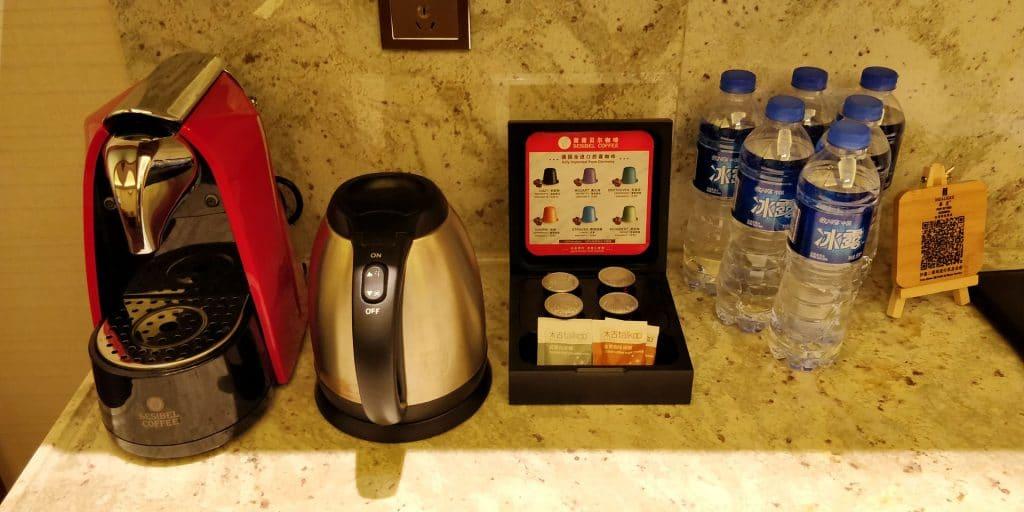 HUALUXE Kunming Suite Wohnzimmer 8