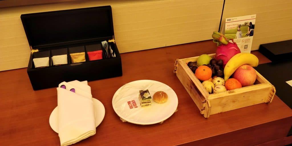 HUALUXE Kunming Willkommensgeschenk