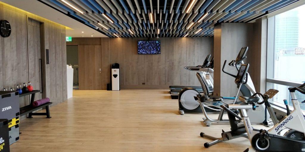 Hilton Taipeh Sinban Fitness