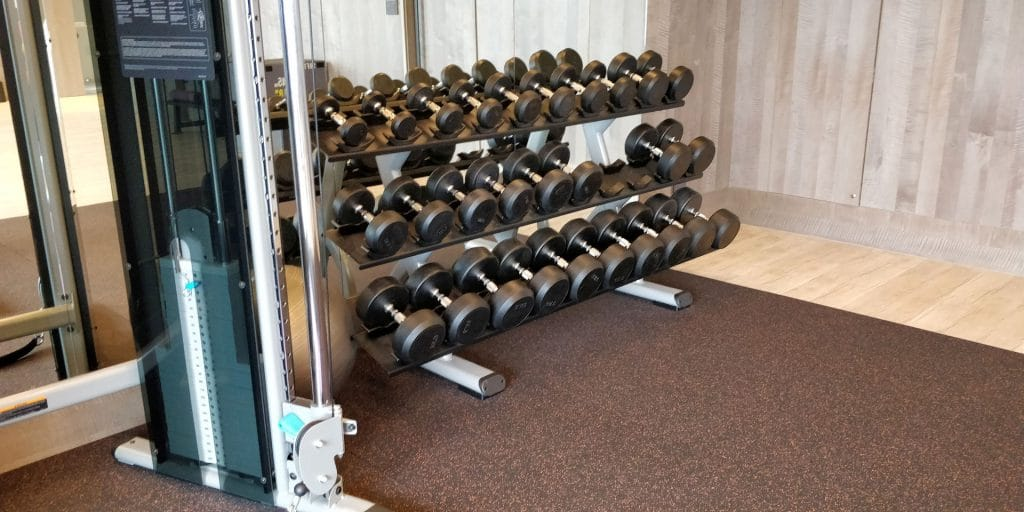 Hilton Taipeh Sinban Fitness 2