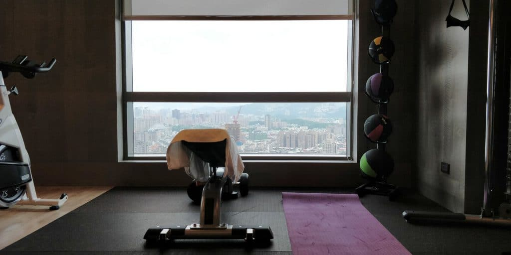 Hilton Taipeh Sinban Fitness 3