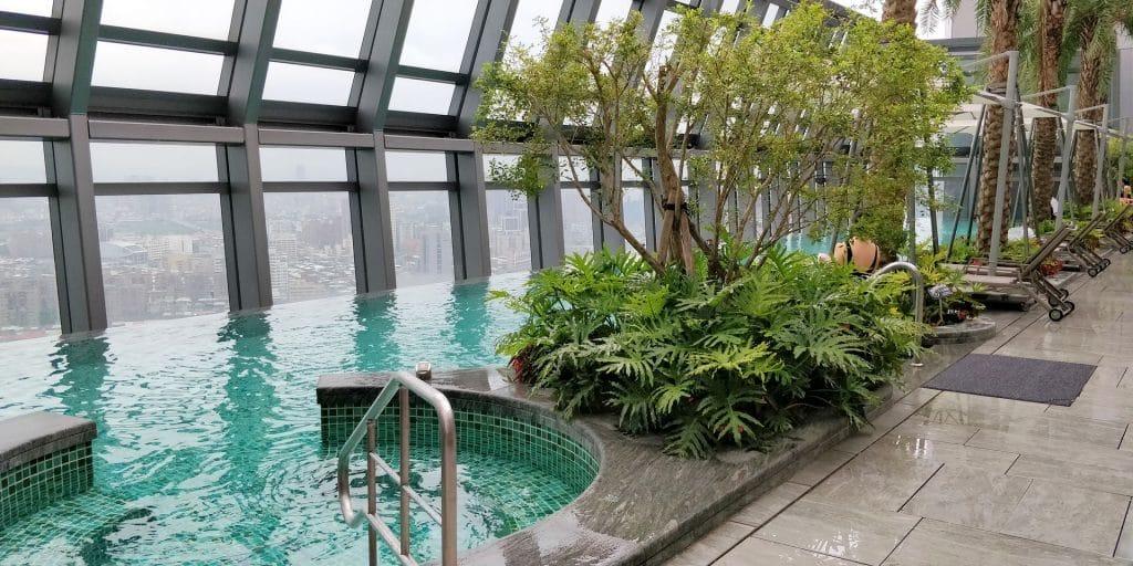 Hilton Taipeh Sinban Pool