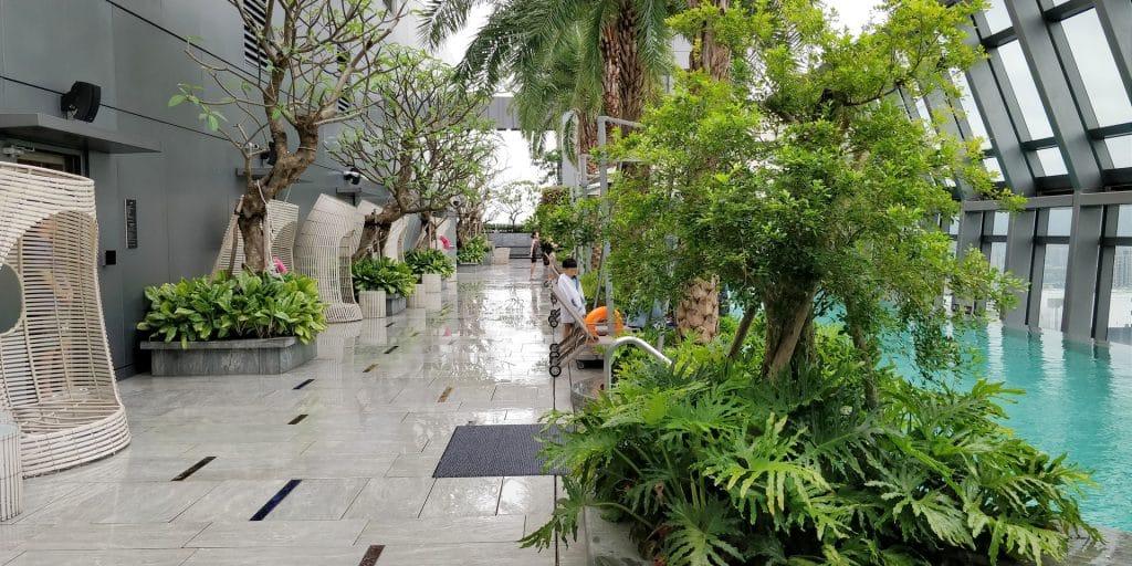 Hilton Taipeh Sinban Pool 4