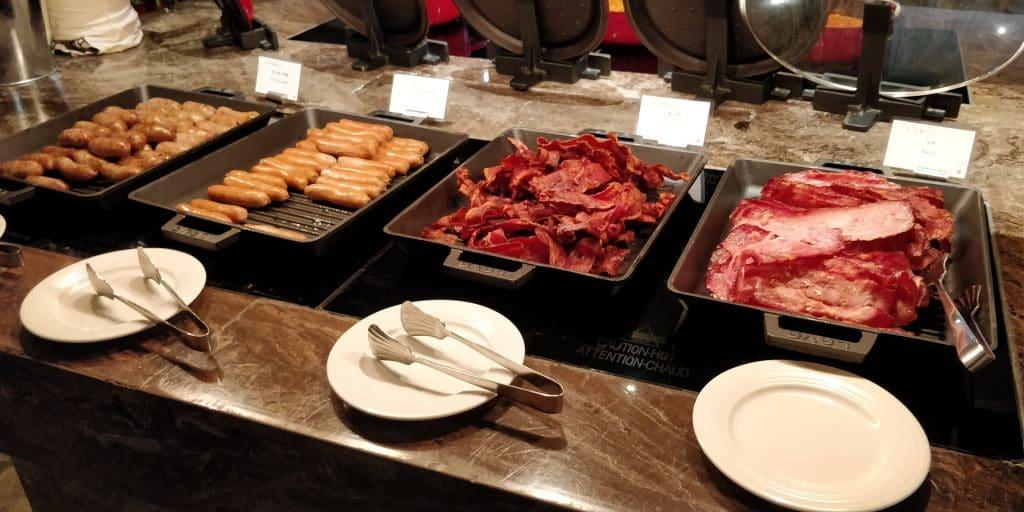 Hilton Taipei Sinban Frühstück 2
