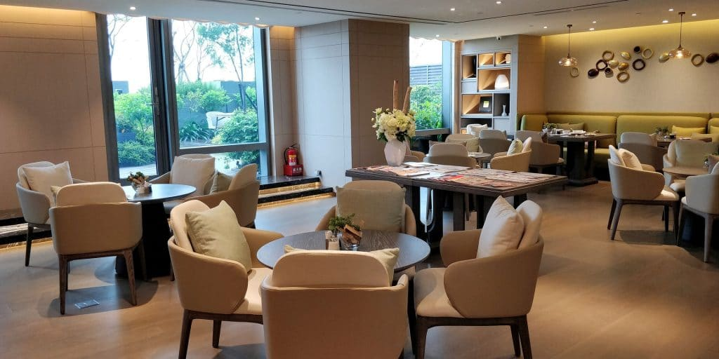 Hilton Taipei Sinban Lounge