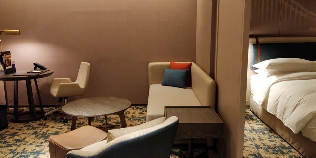 Hilton Taipei Sinban Suite