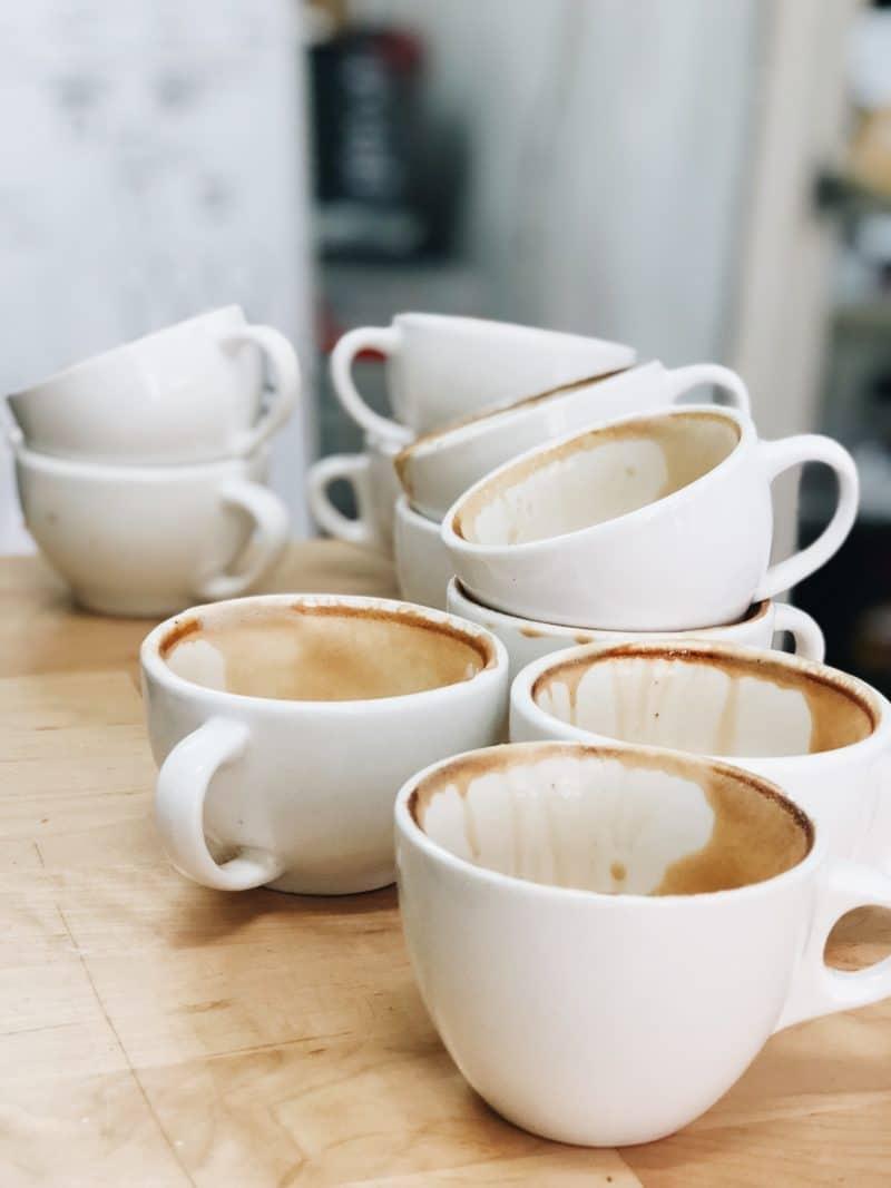 Kaffeetassen Home Office