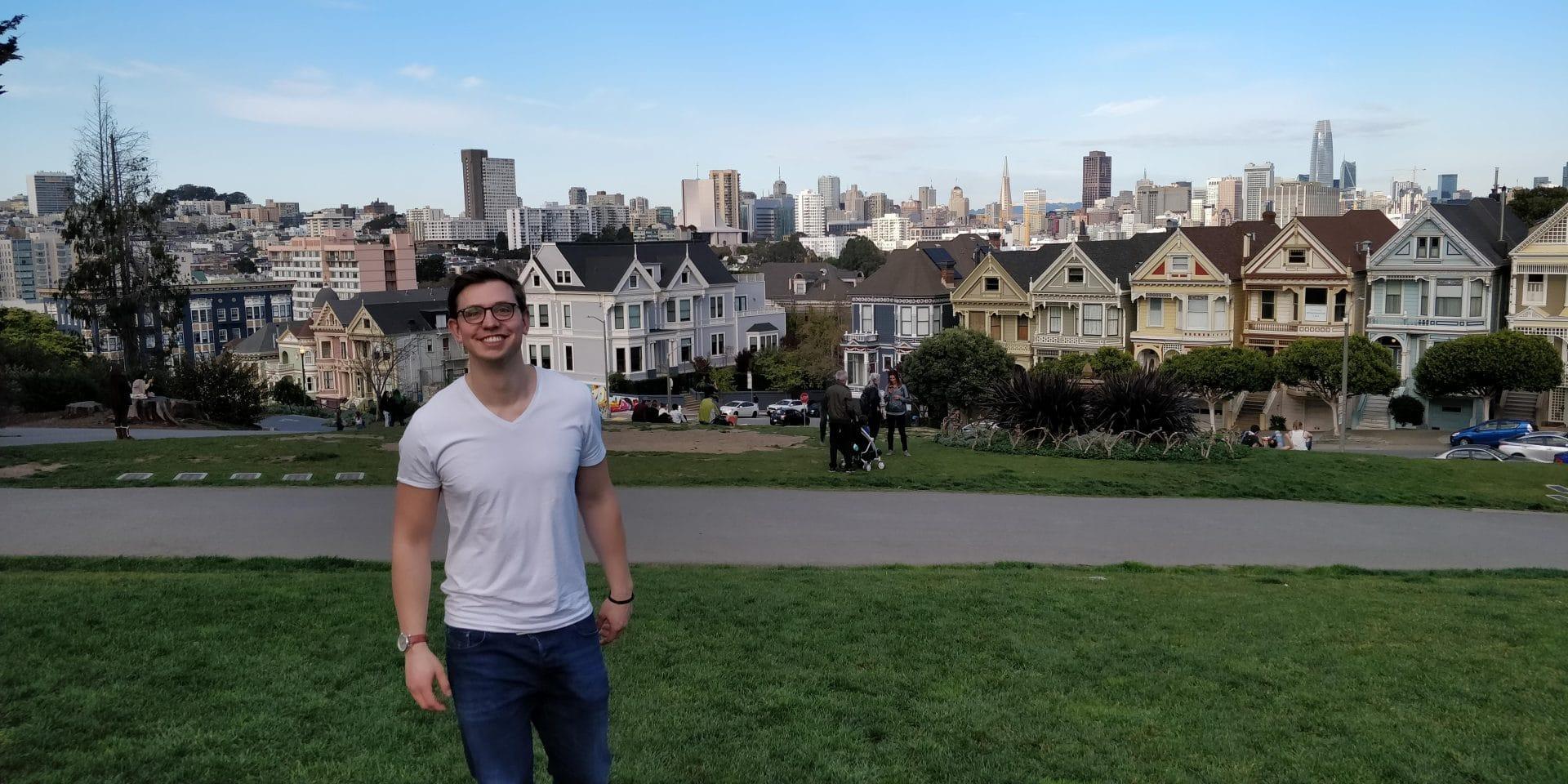 Moritz Stoldt San Francisco