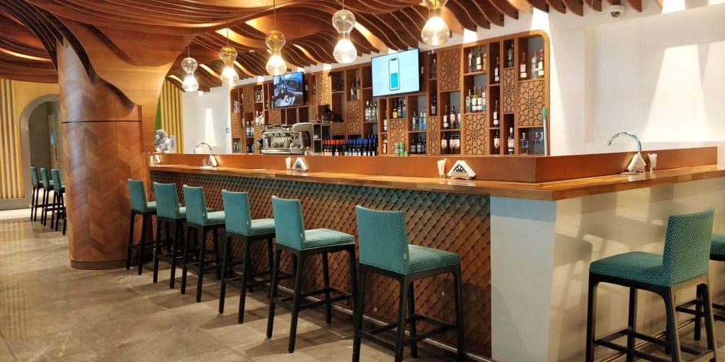 Primeclass Lounge Maskat Bar
