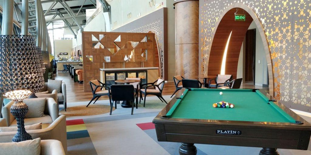 Primeclass Lounge Maskat Games Area