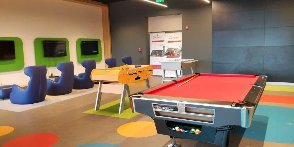 Primeclass Lounge Maskat Games Area 2