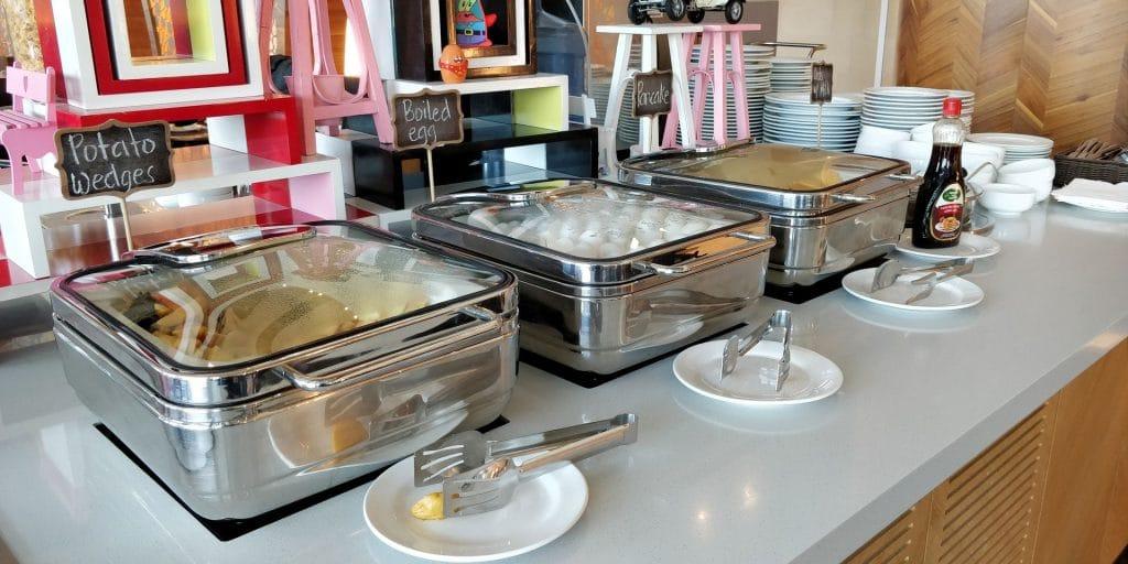 Primeclass Lounge Maskat Kleines Buffet 3
