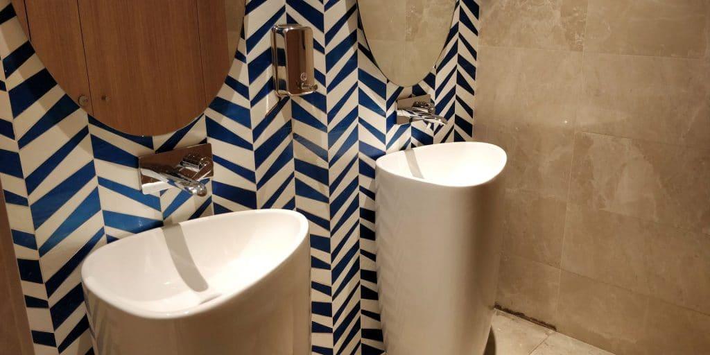 Primeclass Lounge Maskat Toiletten