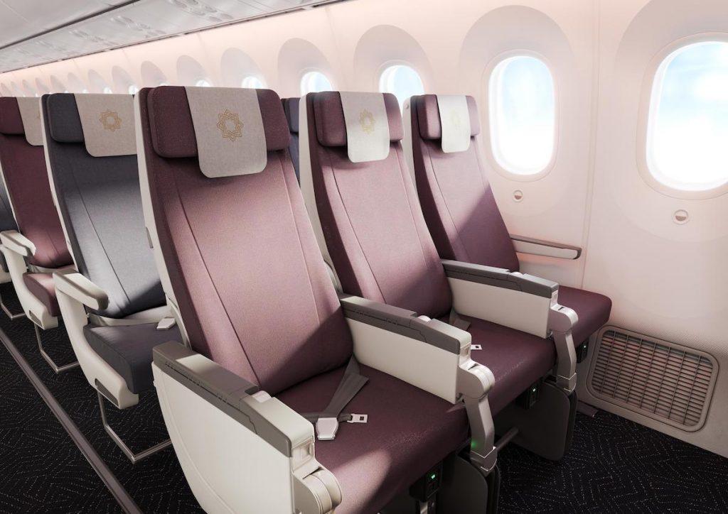 Vistara 787 Economy Class