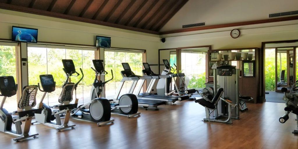 Waldorf Astoria Maldives Ithaafushi Fitness Centre 4