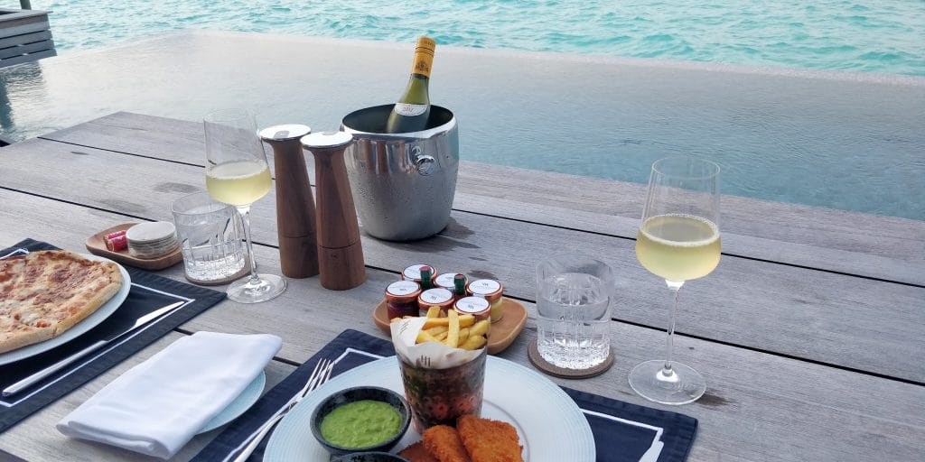 Waldorf Astoria Maldives Ithaafushi Room Service 5