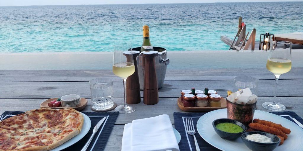 Waldorf Astoria Maldives Ithaafushi Room Service 6