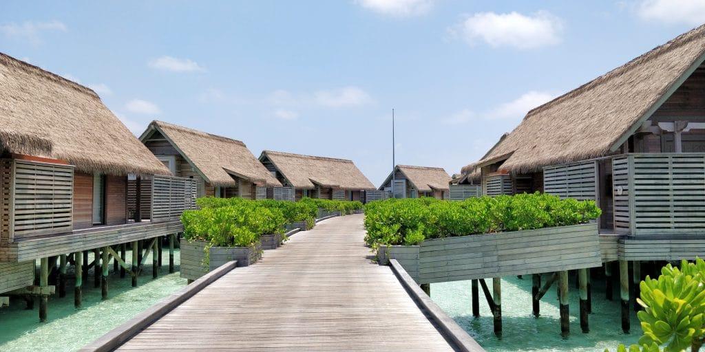 Waldorf Astoria Maldives Ithaafushi Steg 2