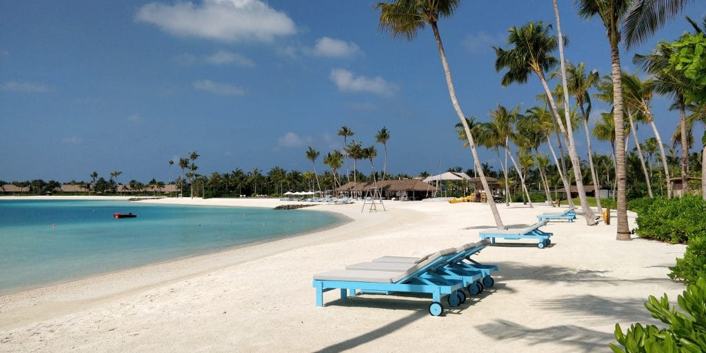 Waldorf Astoria Maldives Ithaafushi Strand